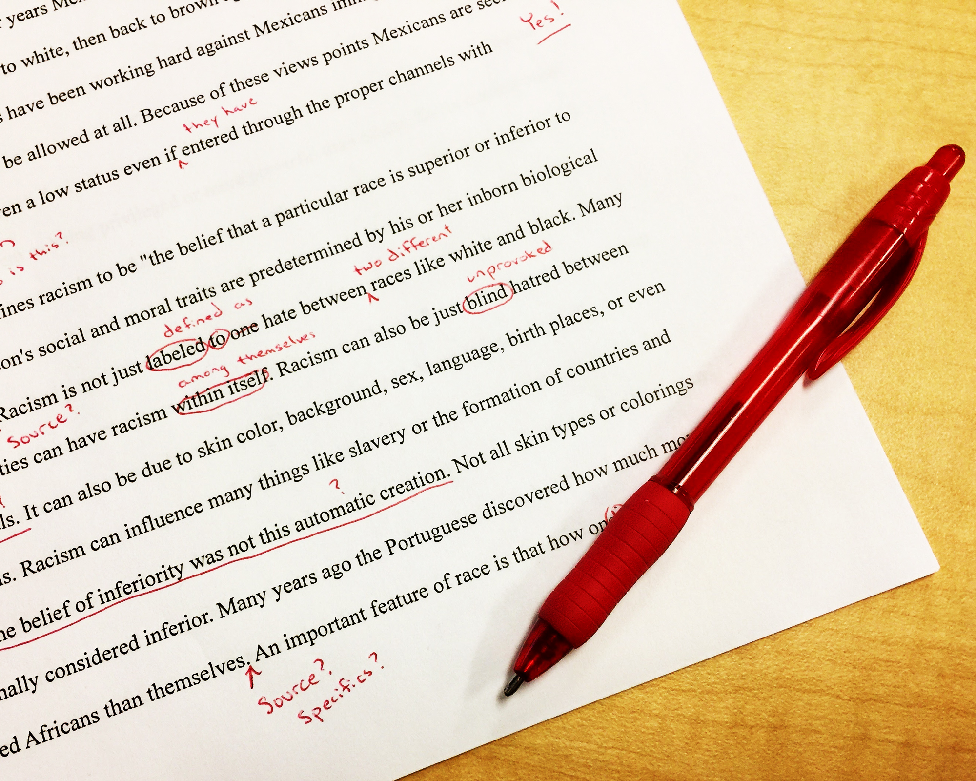 Editing Essentials—The Top Six Things to Know about Book Editing