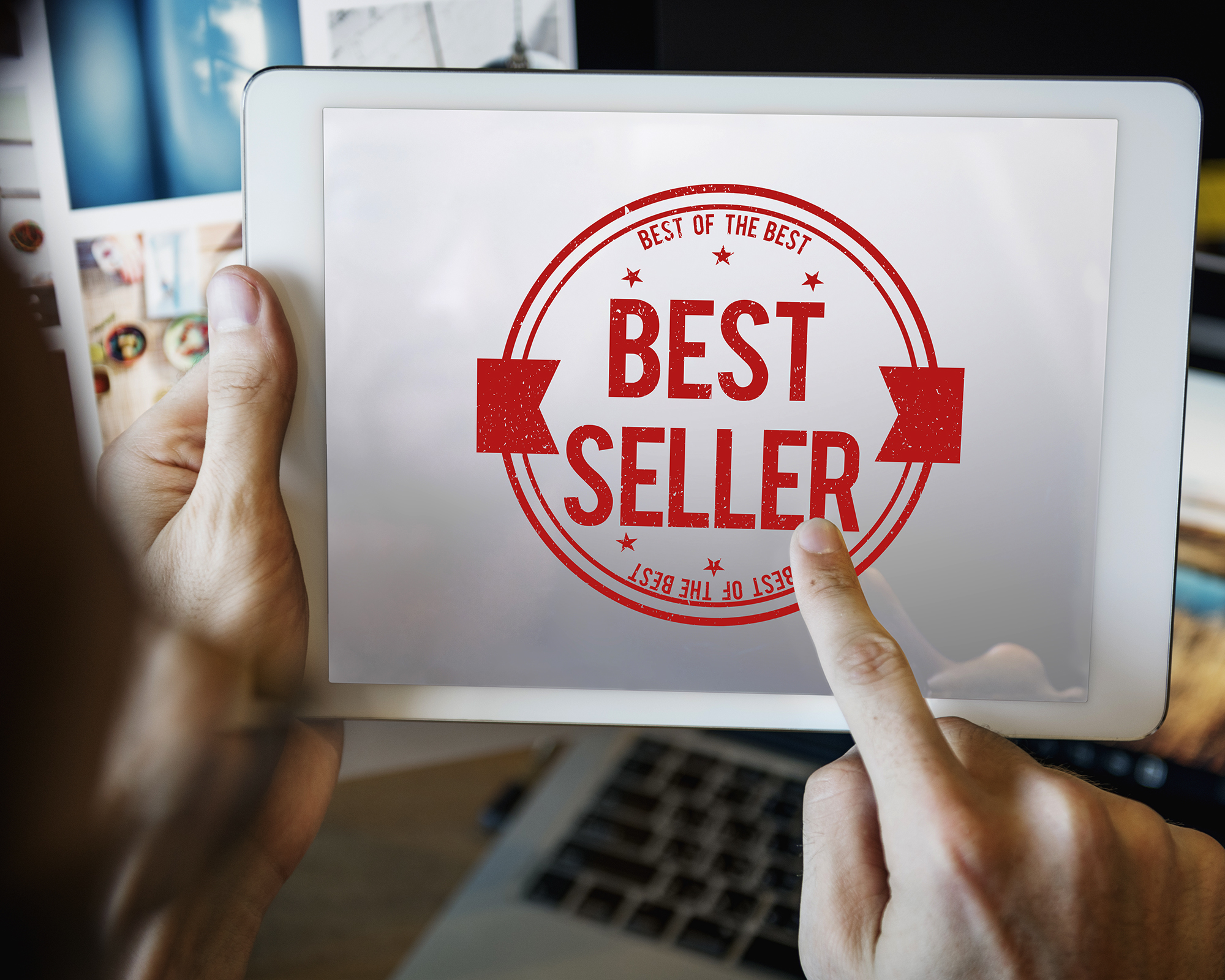 How to be a Best Seller before Your Book's Released