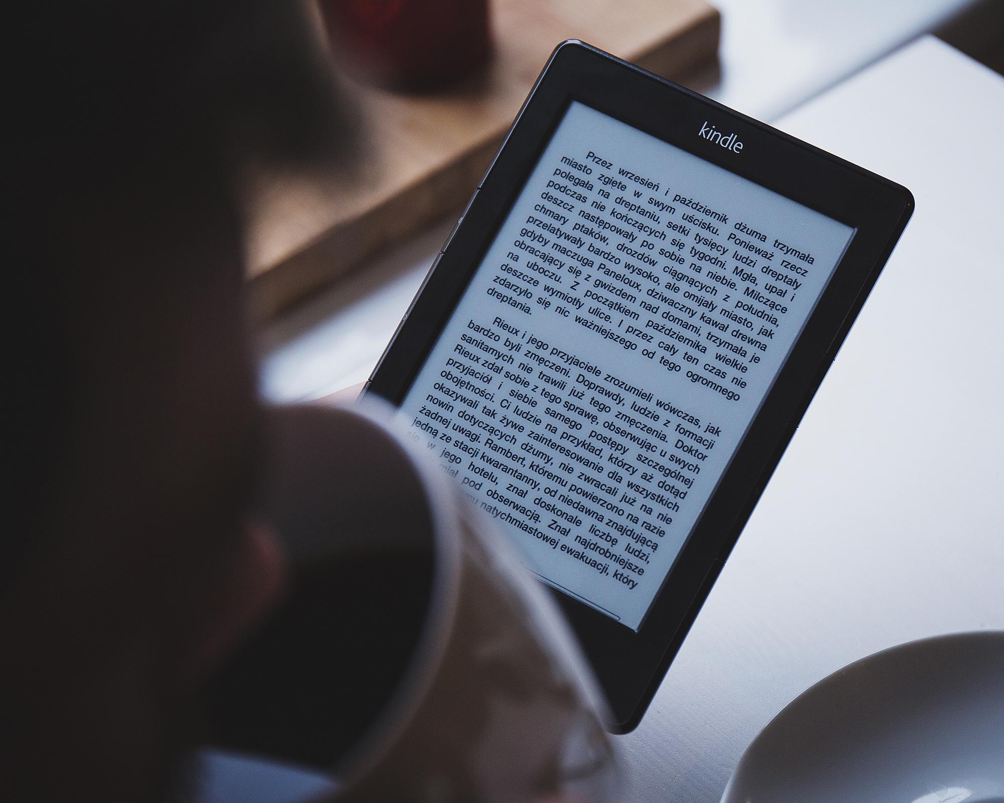 Which Digital Publishing Platform is Best? Part 1 – Amazon Kindle